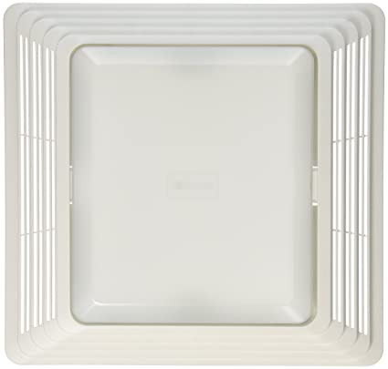 broan s97014094 bathroom fan cover grille and lens - Broan Bathroom Fan Cover