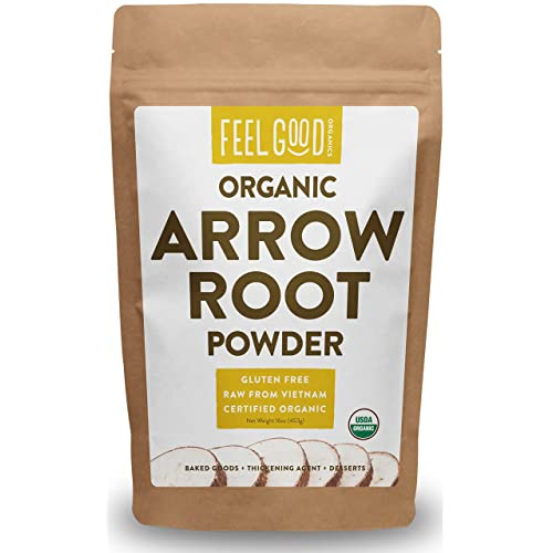Arrowroot Flour: Amazon.com