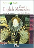 Great English Monarchs and their Times (1CD audio)