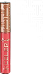 Lip Gloss Color 05, Marchetti, Vermelho
