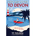 Died and Gone to Devon: an addictive crime mystery full of twists (A Miss Dimont Mystery, Book 4)