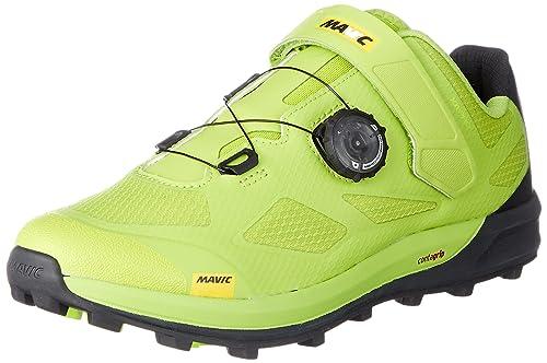 Mavic XA Pro - Zapatillas Hombre - Amarillo Talla del Calzado UK 9 / EU 43 1/3 2019: Amazon.es: Zapatos y complementos