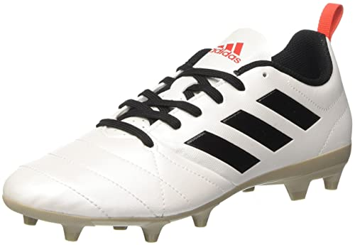 hot sale online a25d7 b7f88 adidas Women s Ace 17.4 FG Football Boots, (FTWR White Black Core Red)