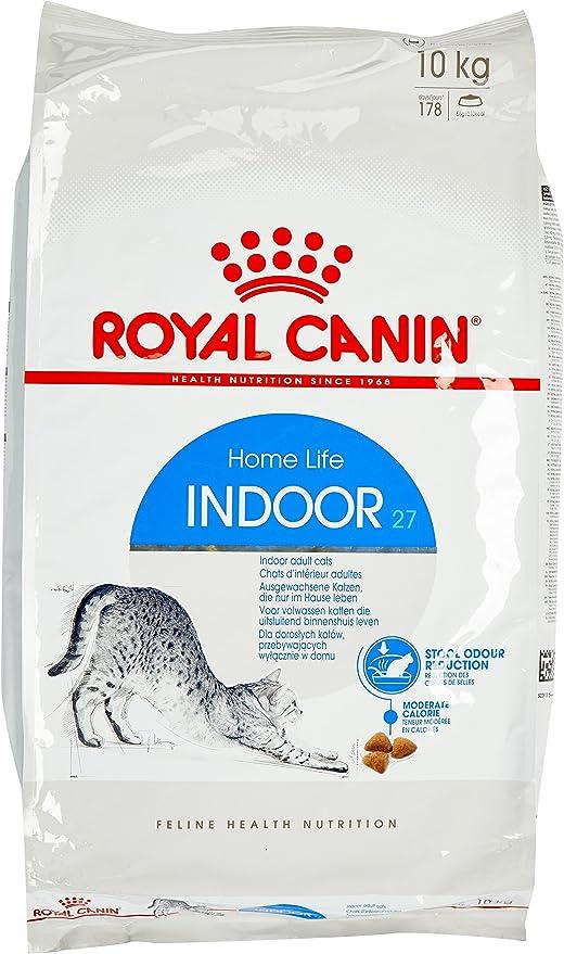 Royal Canin C-58506 Indoor - 10 Kg: Amazon.es: Productos para mascotas
