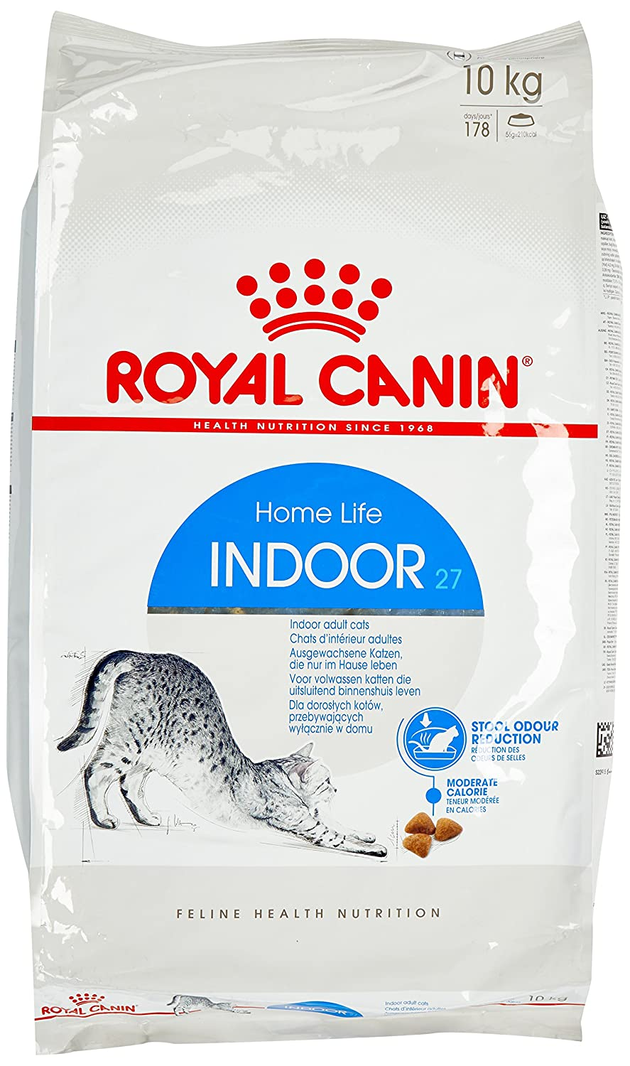 Royal Canin C-584990 Indoor +7 - 1.5 Kg: Amazon.es: Productos para mascotas