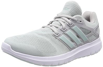 online store f393a 30f7e adidas Energy Cloud V, Chaussures de Running Femme, Gris (Grey Two Ash Green