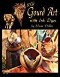 New Gourd Art with Ink Dyes
