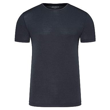 Jockey - Camiseta térmica - para Hombre Negro S