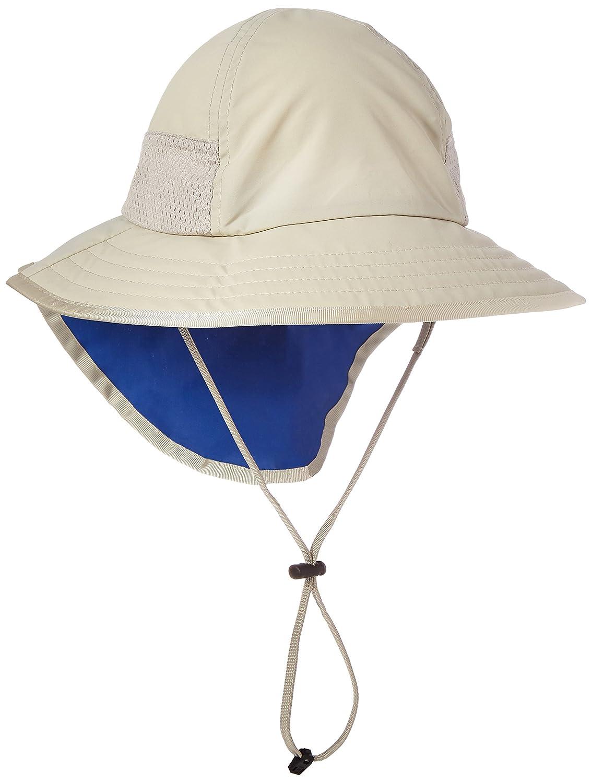 6a6c058d6dc Amazon.com  Sunday Afternoon Adjustable Kids Sun Hat w  Chin Strap (Cream    Royal