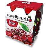 Cheribundi Tart Cherry Juice, 8 Ounce (Pack of 4)
