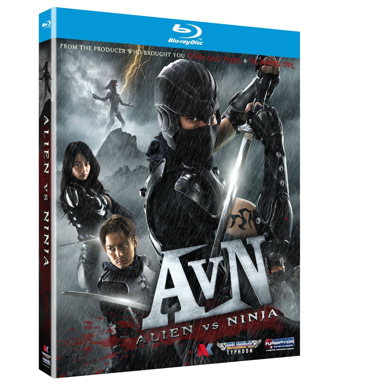 Amazon.com: ALIEN VS. NINJA: Movies & TV
