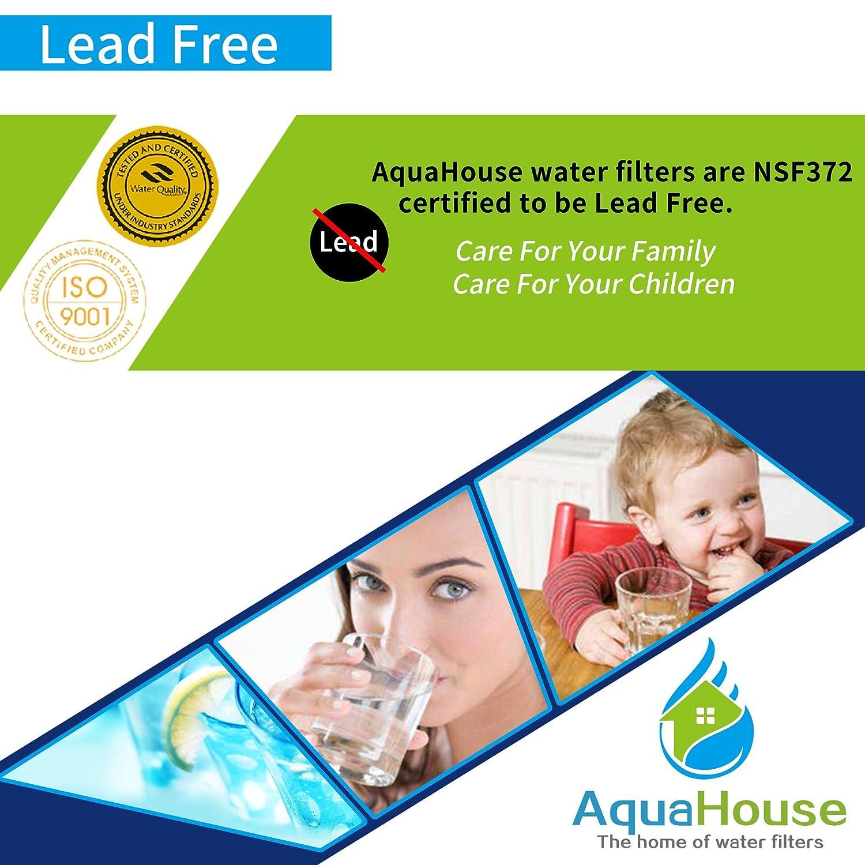 AP3-765S 2x AquaHouse AH-3P3 Filtre compatible pour InSinkErator Hot Water Tap F701R Filtre /à eau F-701 HC-3300 GN-1100 HC-3300 HC-1100