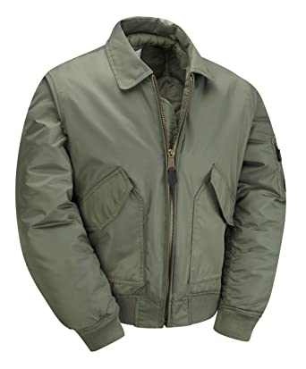 MA2 CWU Bomber Flight Jacket - Olive (3XL): Amazon.co.uk: Clothing