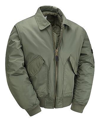 MA2 CWU Bomber Flight Jacket - Olive (3XL): Amazon.co.uk: Clothing