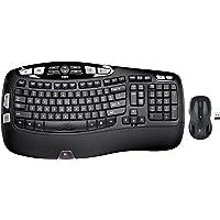 Logitech MK550 Wireless RF Laser Mouse & Keyboard Combo