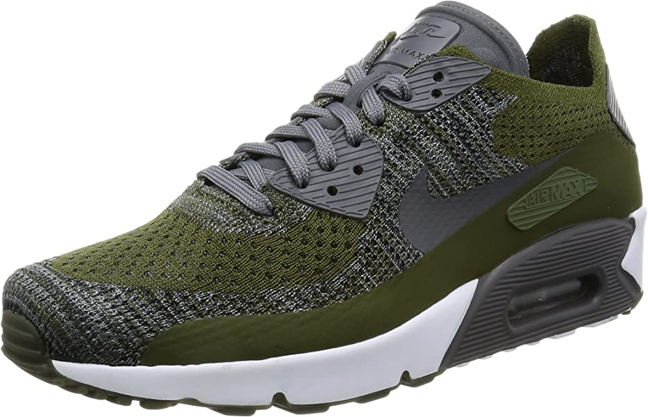 Nike Air Max 90 Ultra 2.0 Flyknit Mens Running Trainers