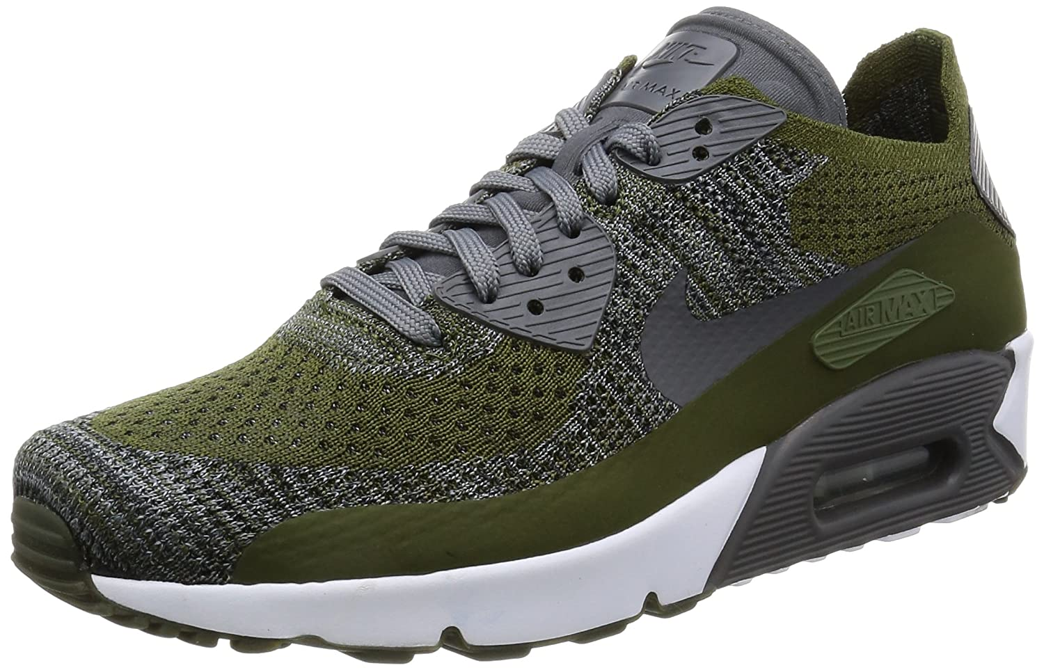 875f76846116 Mens Nike Air Max 90 Ultra 2.0 Flyknit  Amazon.co.uk  Shoes   Bags