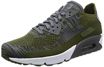 8646412dd8b Mens Nike Air Max 90 Ultra 2.0 Flyknit  Amazon.co.uk  Shoes   Bags