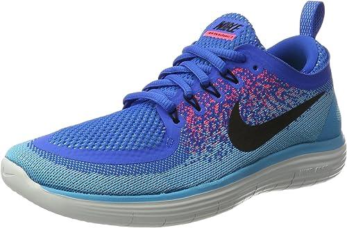 Nike Free Rn Distance 2 Shoes Men S Running Sneakers Soar Black Hot Punch Men S Us 14 Amazon Ca Shoes Handbags