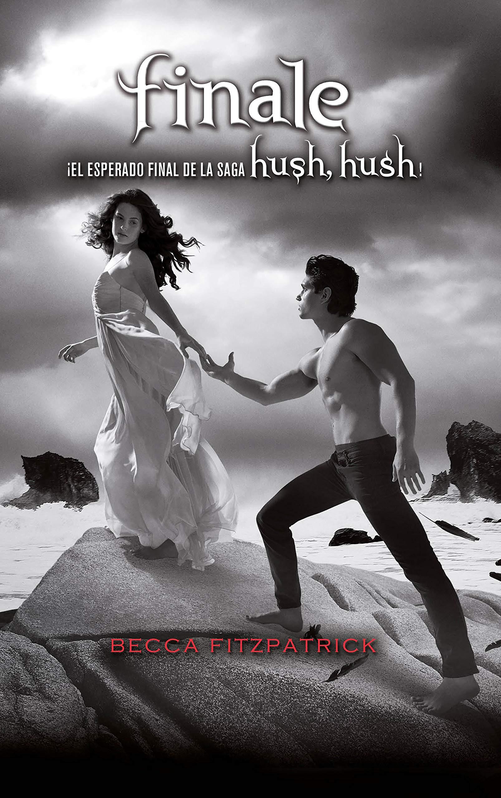 Finale (Saga Hush, Hush 4): Amazon.es: Fitzpatrick, Becca: Libros