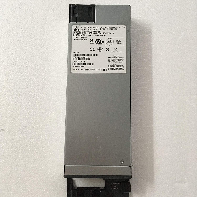 CISCO PWR-C2-250WAC PWR-C2-250WAC= CISCO 250W AC POWER SUPPLY FOR 2960XR