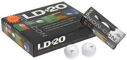Amazon.com: Nitro LD + 20 12-Pack non-conforming pelotas de ...