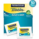 Preparation H Totables Irritation Relief Wipes, 50 Count
