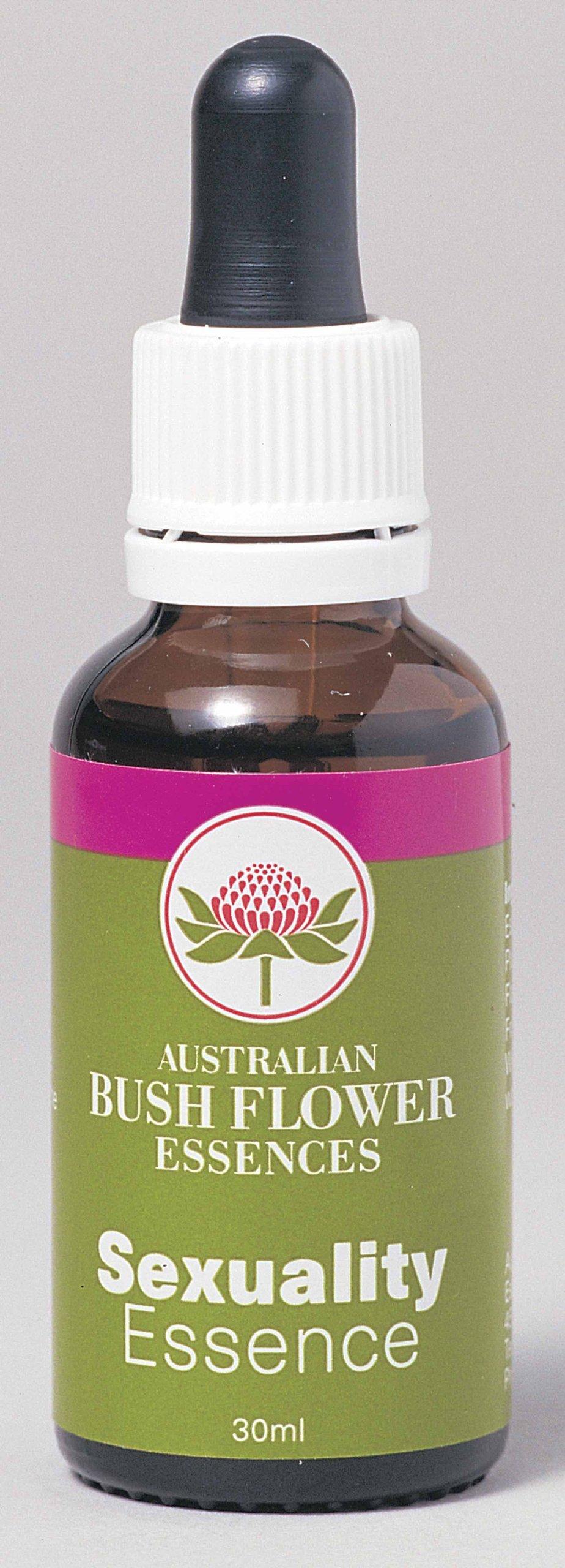 Australian Bushflower Essences Sexuality Drops 30mL by Australian Bush Flower Essences
