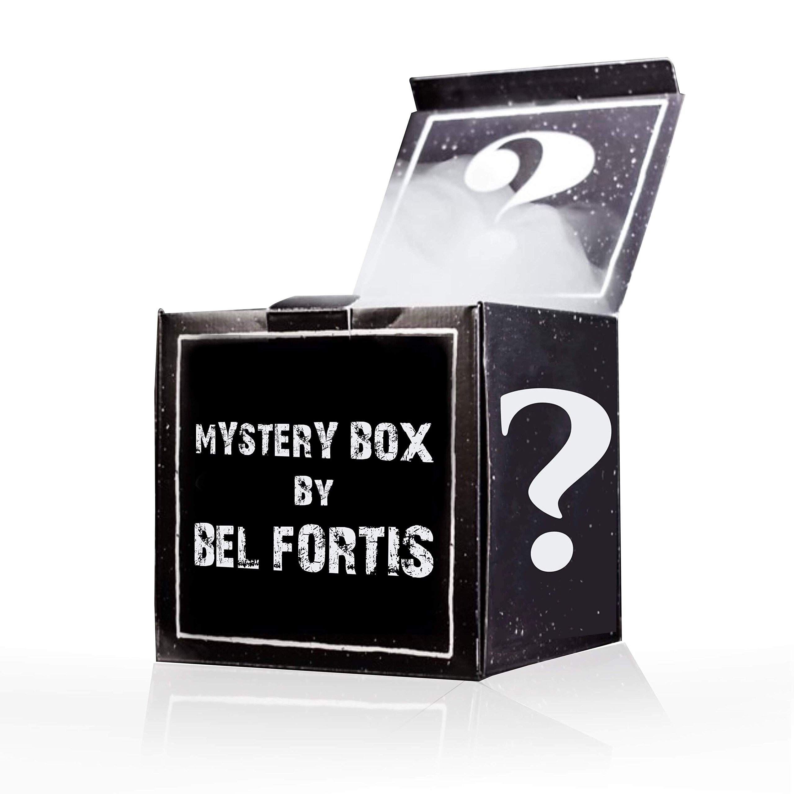 Fortis Mystery Box Surprise Treasure - All New Items – Fun Gadgets, Foster Grant Accessories, Moroccan Oil & Other Beauty Items, Rare & Vintage pre 2000s Items, Sporting Goods & Other Treasures