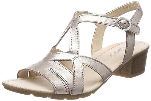 CasualSandales Gabor Bride Femme Shoes Cheville 34Aq5RjL