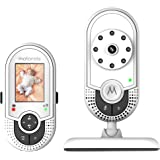 Motorola MBP421 Video Baby Monitor with 1.8-Inch Color LCD Screen and Infrared Night Vision (Discontinued by Manufacturer)