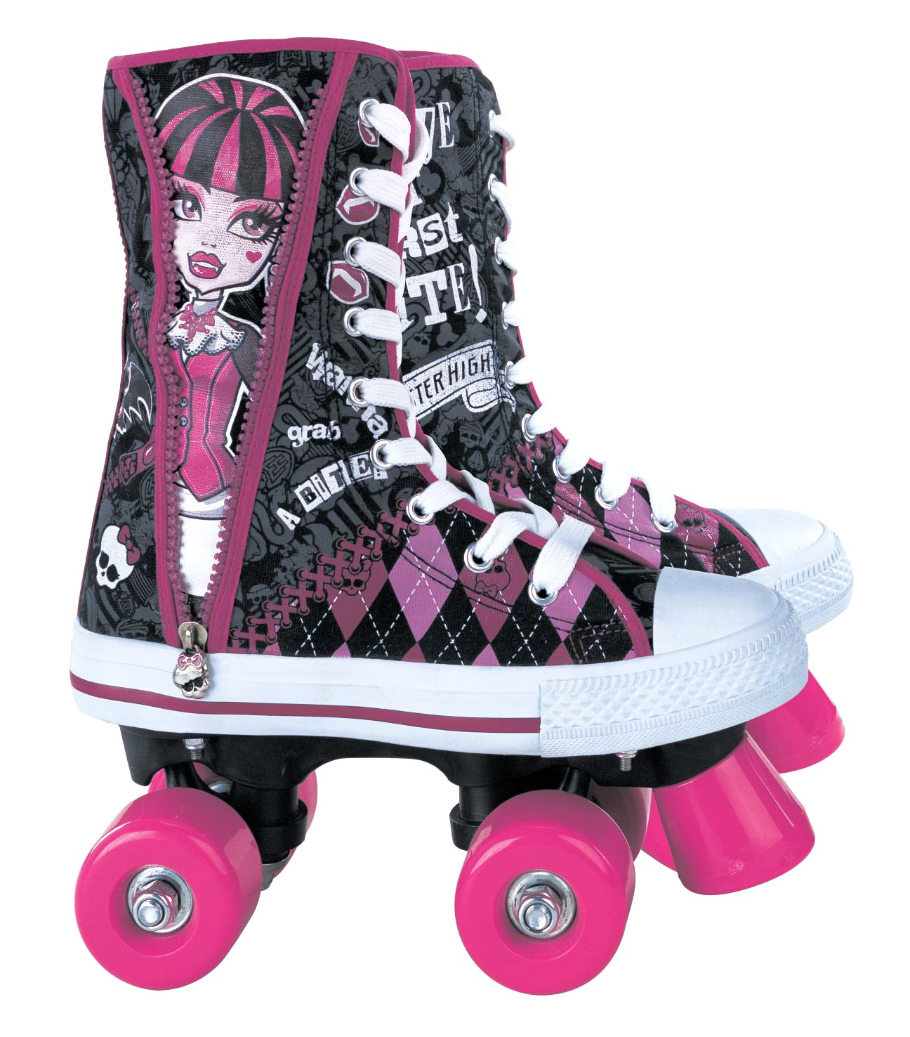 Monster High Stamp - MO130350 - Vélo et Véhicule pour Enfant - Bootskates - Taille 34 product image