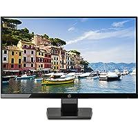 HP 23.8 inch (60.4 cm) Thin Bezel LED Monitor - Full HD, IPS Panel with VGA, HDMI Ports - 24W (Black Onyx)