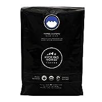 Kicking Horse Coffee, Three Sisters, Medium Roast, Whole Bean, 2.2 Pound - Certified...