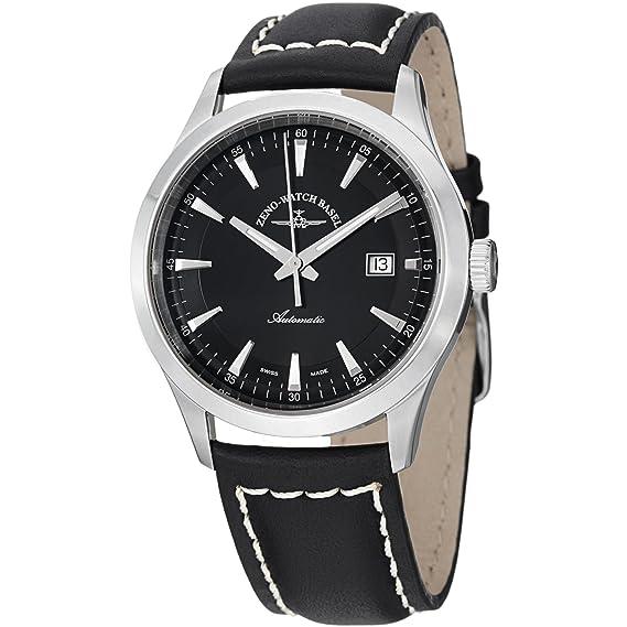Zeno-Watch Reloj Mujer - Gentleman Automática 2824 - 6662-2824-g1: Amazon.es: Relojes