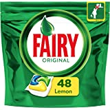 Fairy, Original, All In One Dishwasher Tablet, 48 Tablets