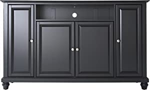 Crosley Furniture Cambridge 60-inch TV Stand - Black