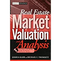Real Estate Market Valuation and Analysis (Wiley Finance)