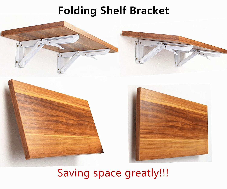 folding kitchen rack racks disha online of buy shelf set