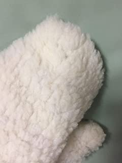 product image for WILJER 107053 Washing and DUSTING MITT. Multi Purpose WASH MITT Made of Fleece Pile Fabric. Made in The U.S.A by WILJER