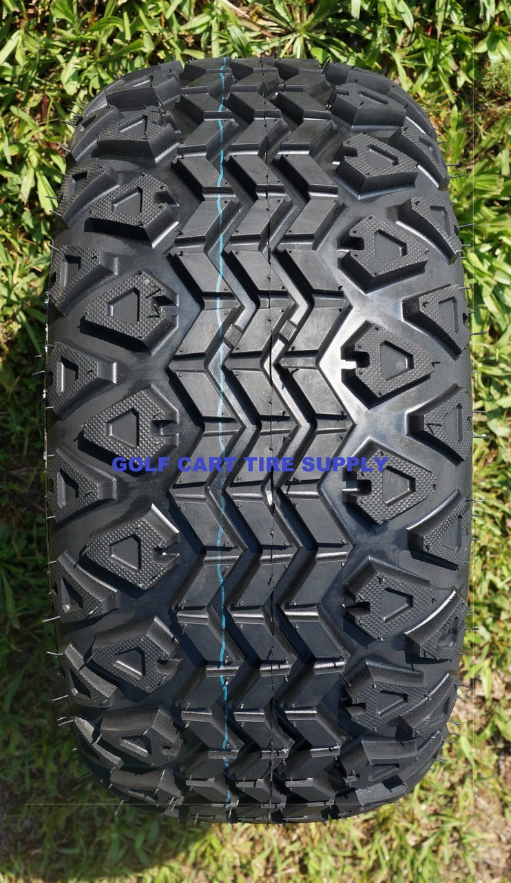 20x10-10 All Terrain Golf Cart Tires - DOT Approved by Wanda (Image #1)