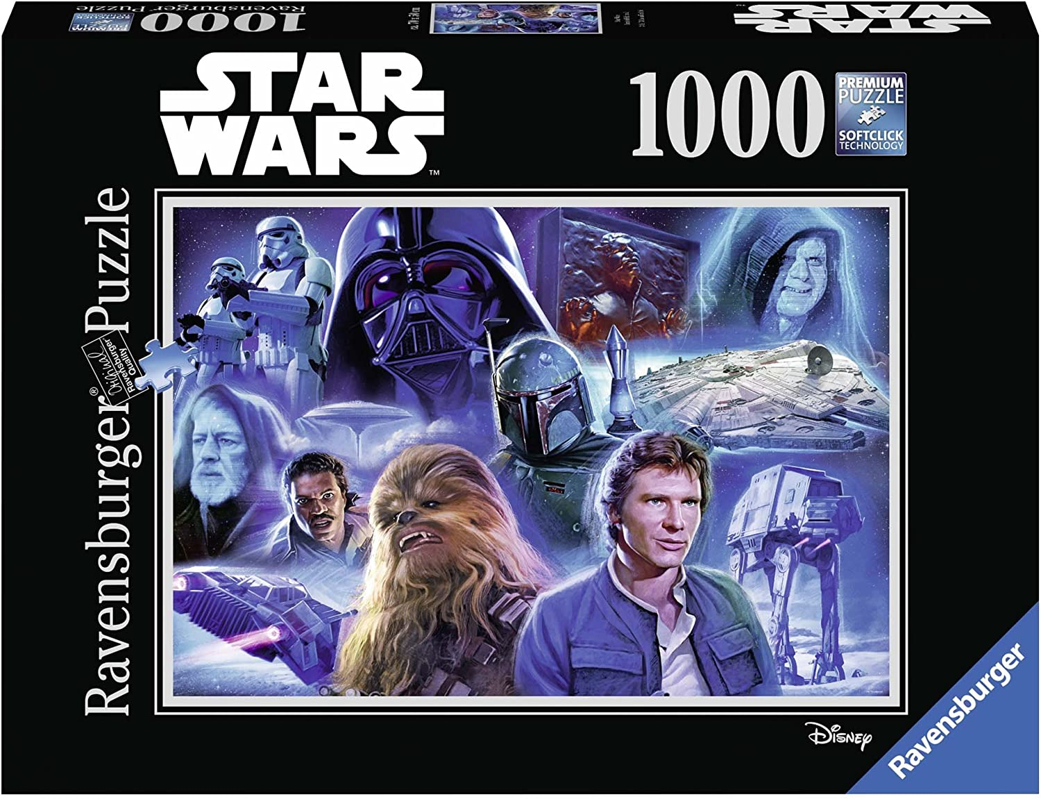 Puzzle Star Wars Limited Edition