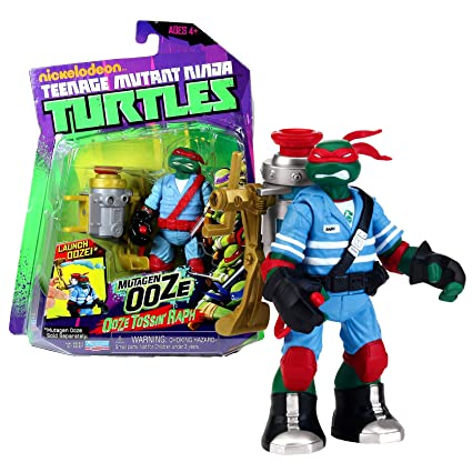 Amazon.com: PlayMates año 2012 Nickelodeon teenage mutant ...