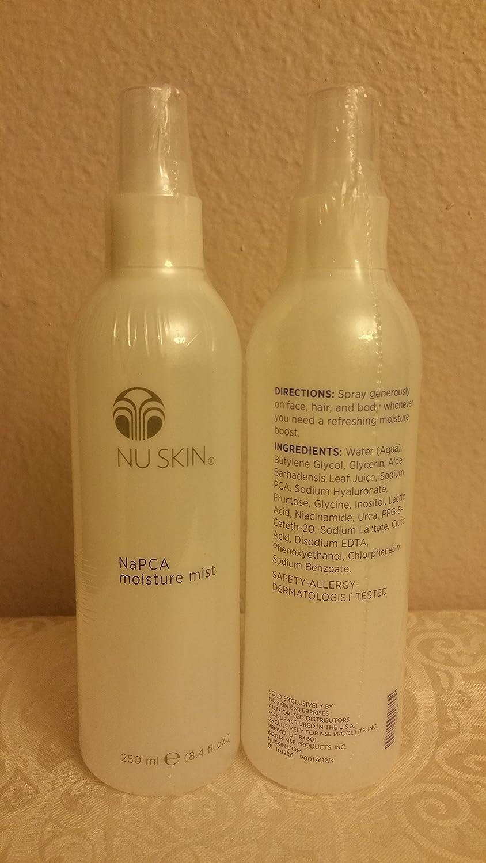 Nu Skin Napca Moisture Mist 2 Bottles Beauty Moist
