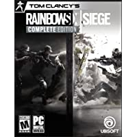 Fanatical.com deals on Tom Clancys Rainbow Six Siege PC Game