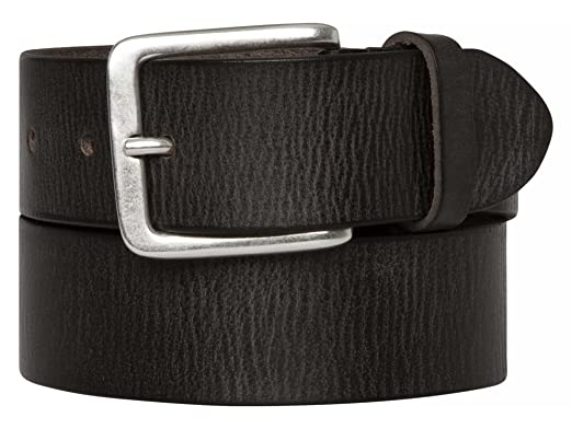 1dc542d62825 VANZETTI Messieurs Ceinture en cuir Made in Germany anthracite 85