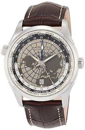 best sneakers aab0d e7493 Amazon | [ハミルトン]HAMILTON 腕時計 正規保証 ジャズマスター ...