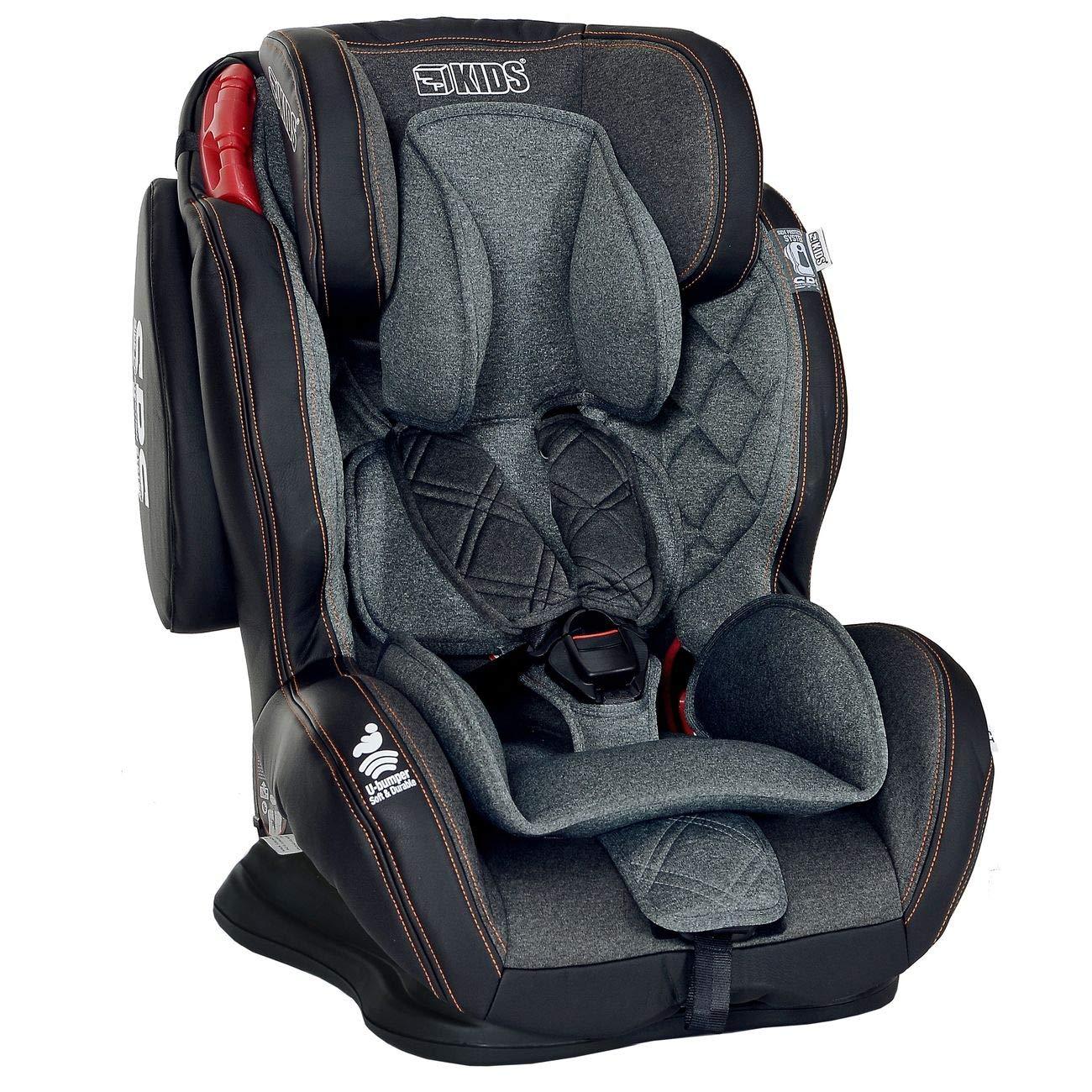 Seggiolino Auto 9-36 kg Bambini Gruppo 1 2 3 LCP Kids GT ...