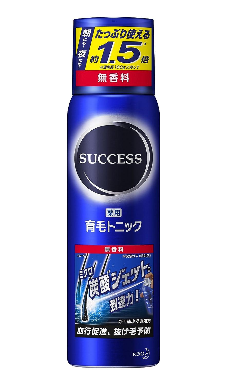 サクセス薬用育毛トニック 無香料のサムネイル