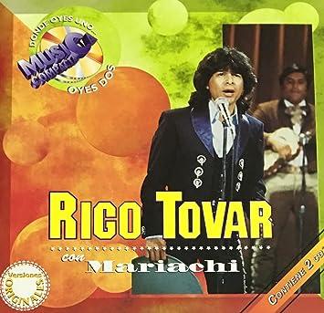 RIGO TOVAR - RIGO TOVAR CON MARIACHI - 2CDS (MUSIVISA) - Amazon.com Music